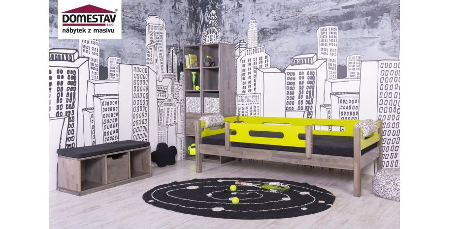 S ručne maľovanými tapetami a samolepkami dodáte detskej izbe nový rozmer