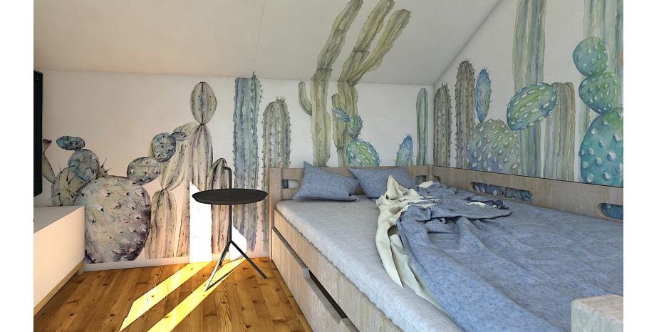 Kaktusáci alebo maľované tapety zase v akcii