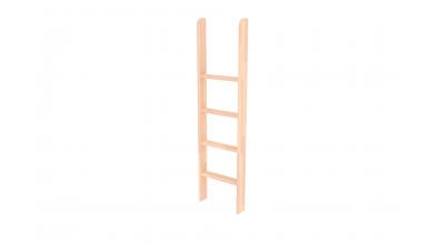 Rebrík k palande nízkej  zvislý buk cink