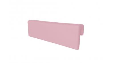 Opierka chránič pastel ružová