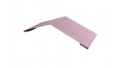 Textília strieška na domček D265 PASTEL -  fialová