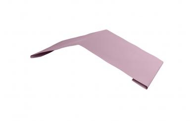 Textília strieška na domček - pastel fialová