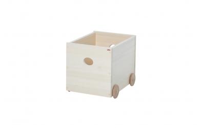 Krabica s kolieskami smrek