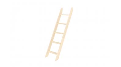 Rebrík k palande  šikmý smrek