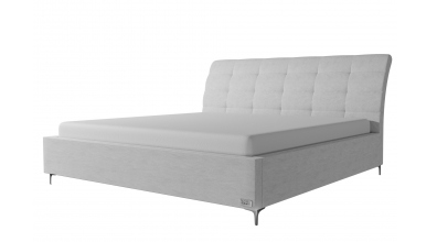 Čalúnená posteľ Claudia,200x200, MATERASSO