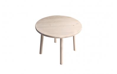 Detský stolík, buk cink