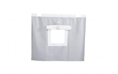 Textília 5 SCANDI - zvýšené jednolôžko 1175 mm
