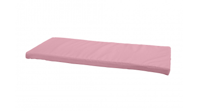 Sedák na regál D617 PASTEL - ružová
