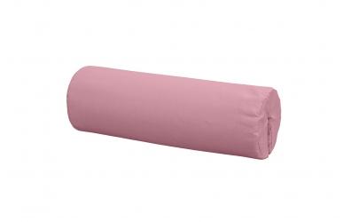 Textilný chránič guľatý pastel ružový