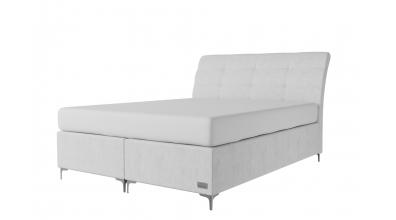 Čalúnená posteľ boxspring CLAUDIA 160x200, MATERASSO