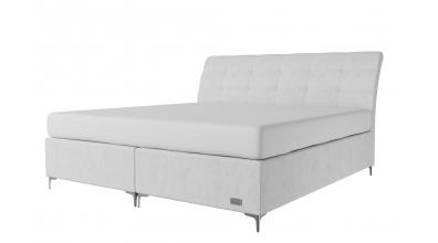 Čalúnená posteľ boxspring CLAUDIA 200x200, MATERASSO