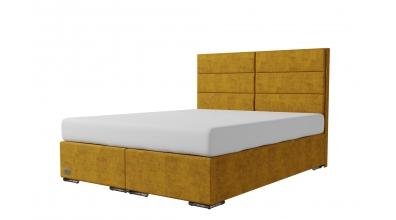 Čalúnená posteľ boxspring CORONA 160x200, MATERASSO