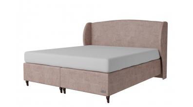 Čalúnená posteľ boxspring ENIF 180x200, MATERASSO