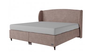 Čalúnená posteľ boxspring ENIF 200x200, MATERASSO