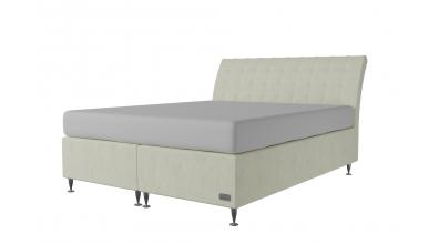 Čalúnená posteľ boxspring FRANCESCA 160x200, MATERASSO