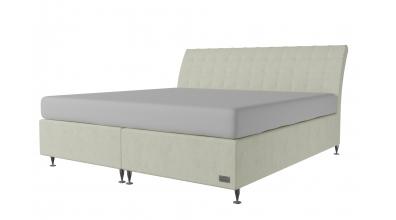 Čalúnená posteľ boxspring FRANCESCA 200x200, MATERASSO