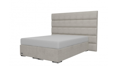 Čalúnená posteľ boxspring HORIZONTAL 140x200, MATERASSO