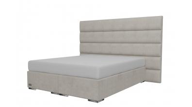 Čalúnená posteľ boxspring HORIZONTAL 160x200, MATERASSO