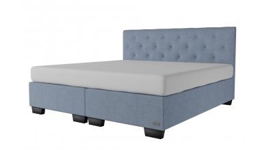 Čalúnená posteľ boxspring ALESIA 200x200, MATERASSO