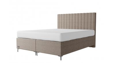Čalúnená posteľ boxspring BELLATRIX 160x200, MATERASSO