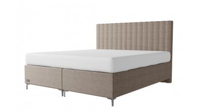 Čalúnená posteľ boxspring BELLATRIX 180x200, MATERASSO