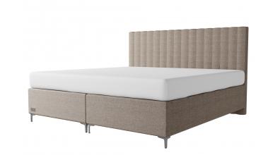 Čalúnená posteľ boxspring BELLATRIX 200x200, MATERASSO