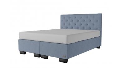 Čalúnená posteľ boxspring ALESIA 160x200, MATERASSO