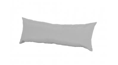 Vankúš obdĺžnik SKANDI - krémovo šedý