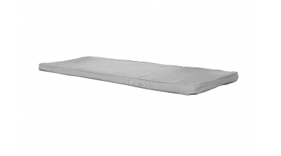 Sedák na regál D617 - šedý