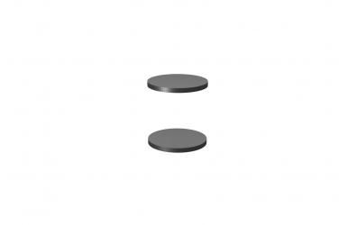 Prepojovacie kovanie stolu