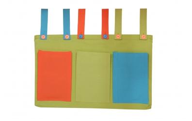 Textilné vrecká  zelené