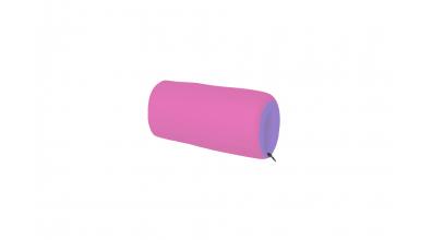 Textilný chránič krátky ružovo/fialový