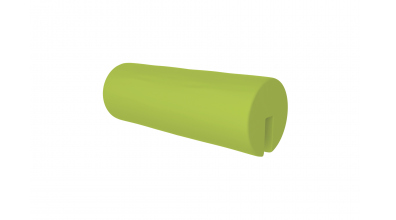 Textília  chránič guľatý zelený