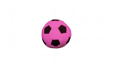 Textília FUTBAL  lopta ružová