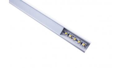 LED osvetlenie čela post. 180 - studená biela