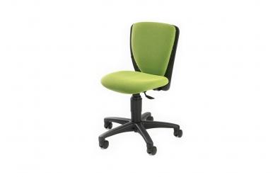 Detská stolička APOLENA - zelená