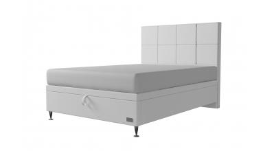 Čalouněná postel boxspring výklop Maxi VEGA, 140x200, MATERASSO