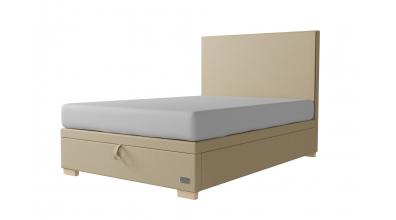 Čalouněná postel boxspring výklop Maxi ARGENTINA, 140x200, MATERASSO