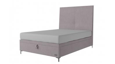 Čalouněná postel boxspring výklop Maxi PRESTIGE, 140x200, MATERASSO