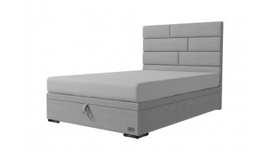 Čalouněná postel boxspring výklop Maxi SPECTRA, 140x200, MATERASSO
