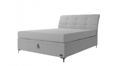 Čalouněná postel boxspring výklopMaxi CLAUDIA, 160x200, MATERASSO