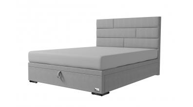 Čalouněná postel boxspring výklop Maxi SPECTRA, 160x200, MATERASSO