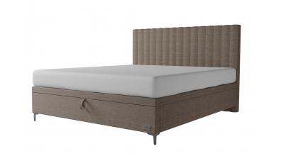 Čalouněná postel boxspring výklop Maxi BELLATRIX, 180x200, MATERASSO