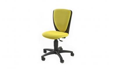 Detská stolička APOLENA - žltá