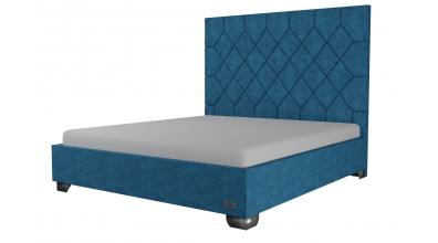 Čalúnená posteľ Rhombus,180x200, MATERASSO