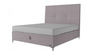Čalouněná postel boxspring výklop Maxi PRESTIGE, 180x200, MATERASSO