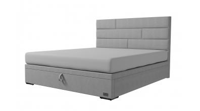 Čalouněná postel boxspring výklop Maxi SPECTRA, 180x200, MATERASSO