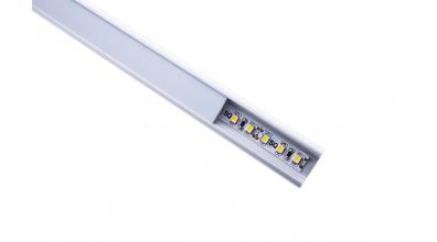 LED osvetlenie čela post. 160 - studená biela