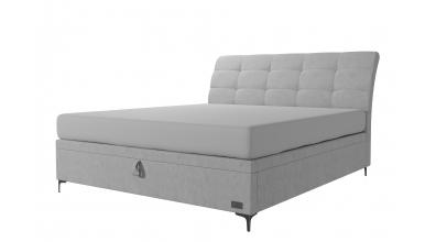 Čalouněná postel boxspring výklop Maxi CLAUDIA, 200x200, MATERASSO