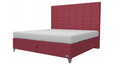 Čalouněná postel boxspring výklop Maxi WILD, 200x200, MATERASSO